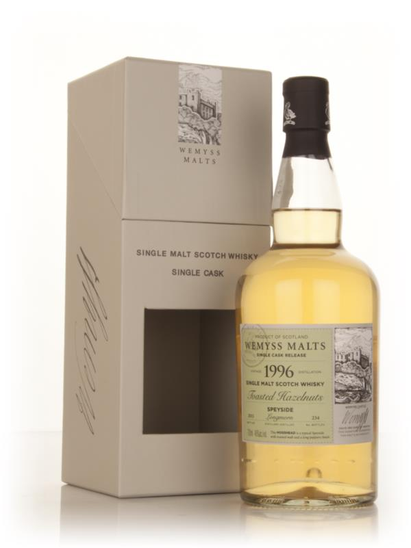 Toasted Hazelnuts 1996 - Wemyss Malts (Longmorn) Single Malt Whisky