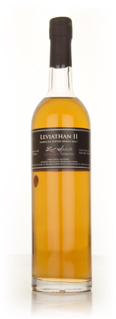 Lost Spirits Leviathan II (American Peated Single Malt) Single Malt Whiskey