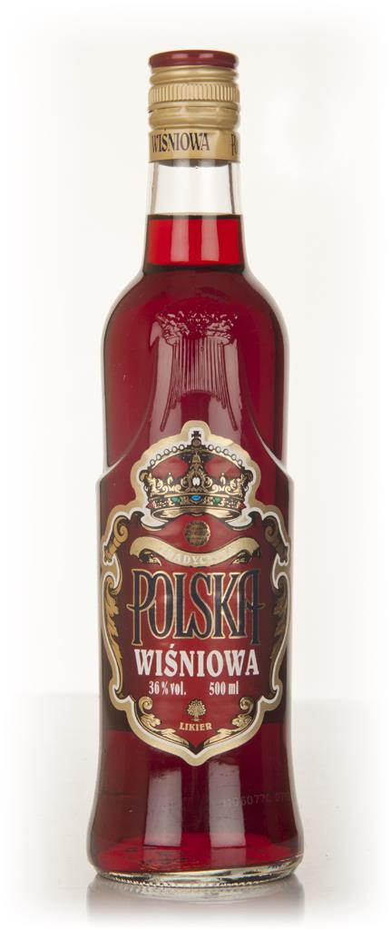 Lubushka Wisniowa Cherry Vodka 50cl Single Malt