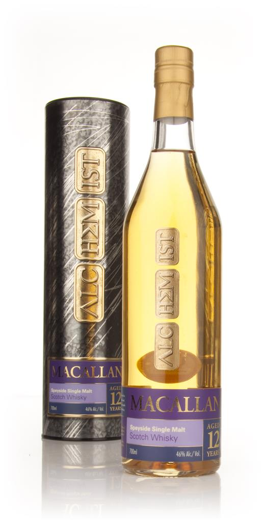 Macallan 12 Year Old (Alchemist) Single Malt