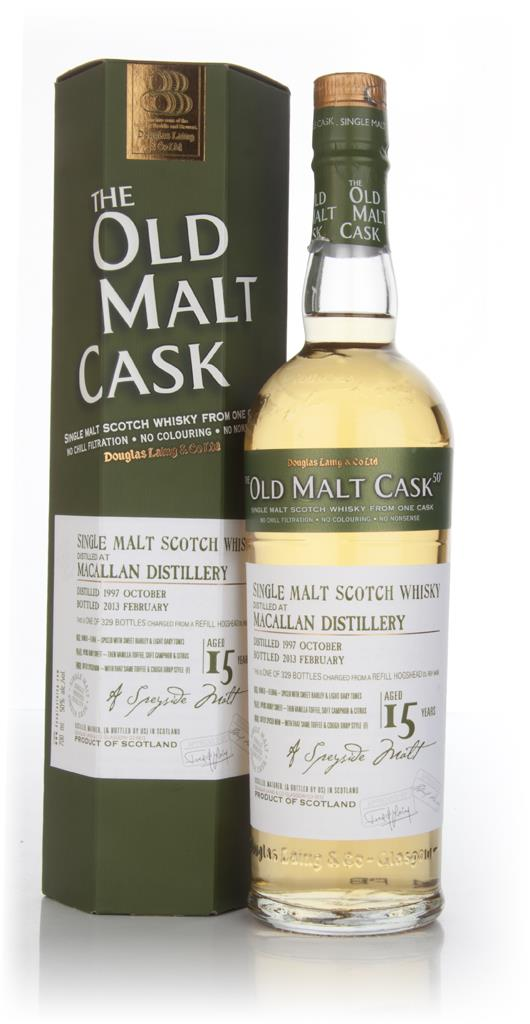 Macallan 15 Year Old 1997 (cask 9458) - Old Malt Cask (Douglas Laing) Single Malt Whisky