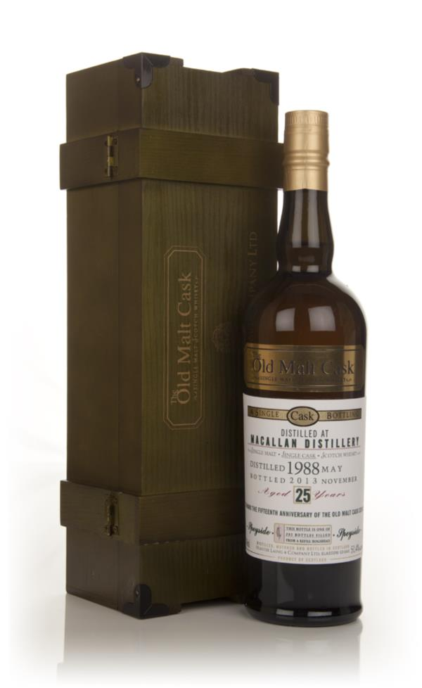 Macallan 25 Year Old 1988 - Old Malt Cask 15th Anniversary (Hunter Lai Single Malt Whisky