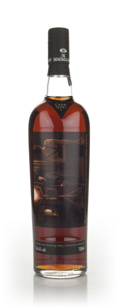Macallan The Gallery - Annie Leibovitz (Masters of Photography) Single Malt Whisky