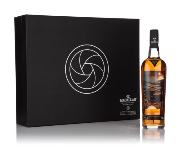 Macallan The Skyline - Annie Leibovitz (Masters of Photography) Single Malt Whisky