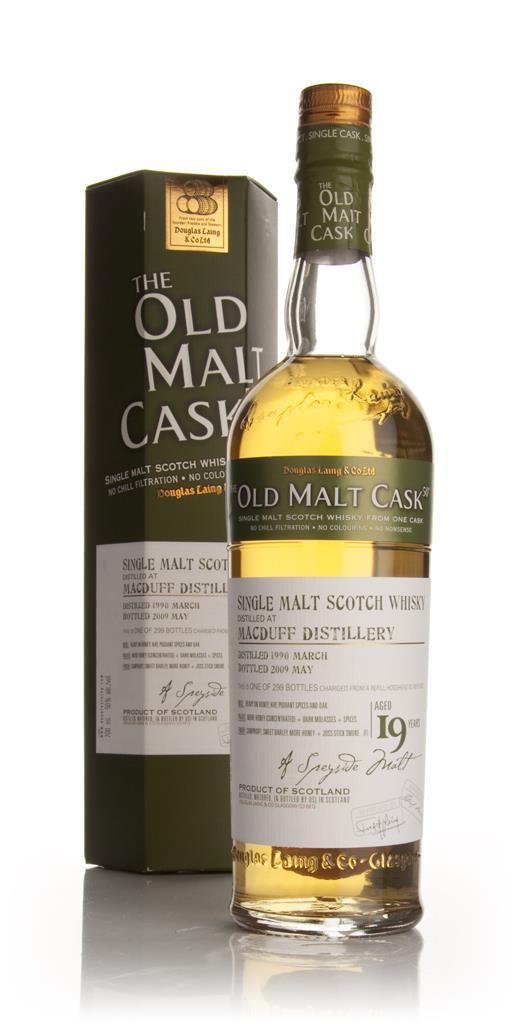 Macduff 19 Year Old 1990 - Old Malt Cask (Douglas Laing) Single Malt Whisky