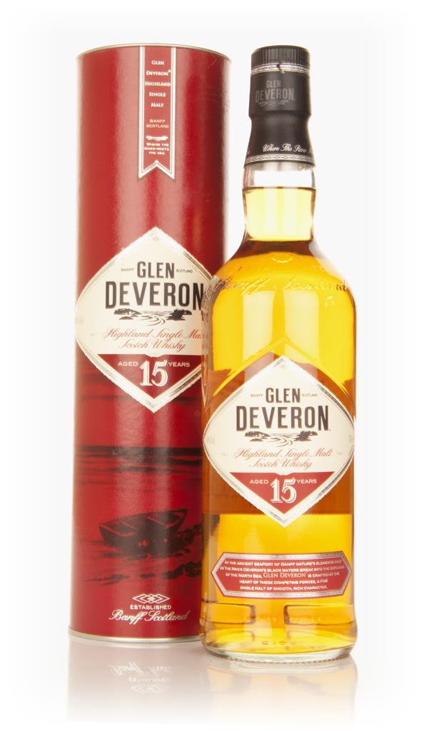 Glen Deveron 15 Year Old Single Malt Whisky
