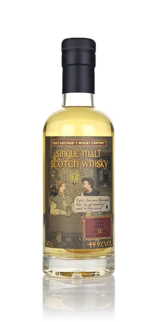 Macduff 12 Year Old (That Boutique-y Whisky Company) Single Malt Whisky