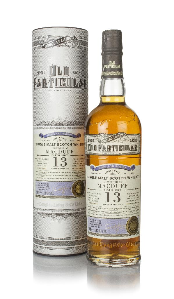 Macduff 13 Year Old 2007 (cask 14263) - Old Particular (Douglas Laing) Single Malt Whisky