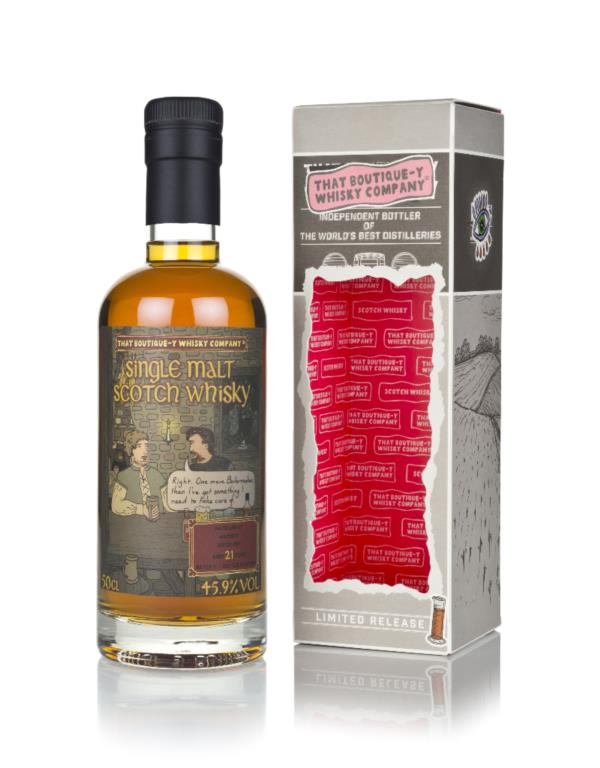 Macduff 21 Year Old (That Boutique-y Whisky Company) Single Malt Whisky