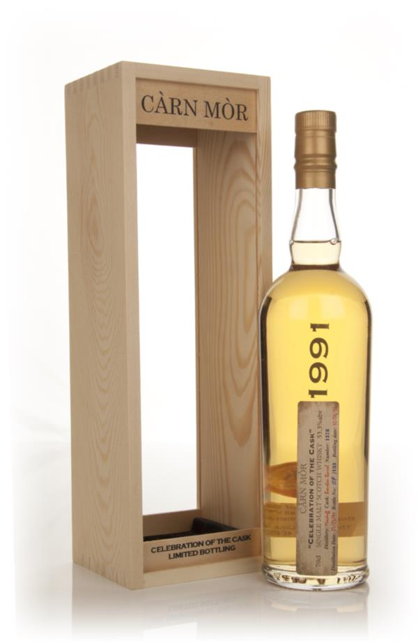 Macduff 22 Year Old 1991 (cask 1378) - Celebration of the Cask (Carn M Single Malt Whisky