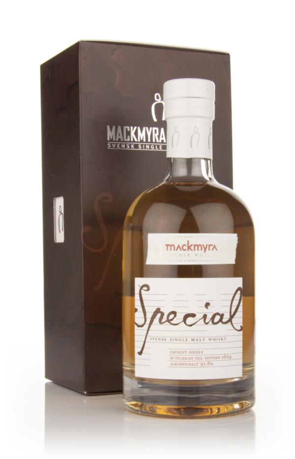 Mackmyra Special 01 Eminent Sherry Single Malt Whisky