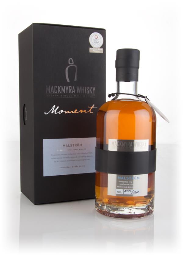Mackmyra Moment - Malstrom 3cl Sample Single Malt Whisky