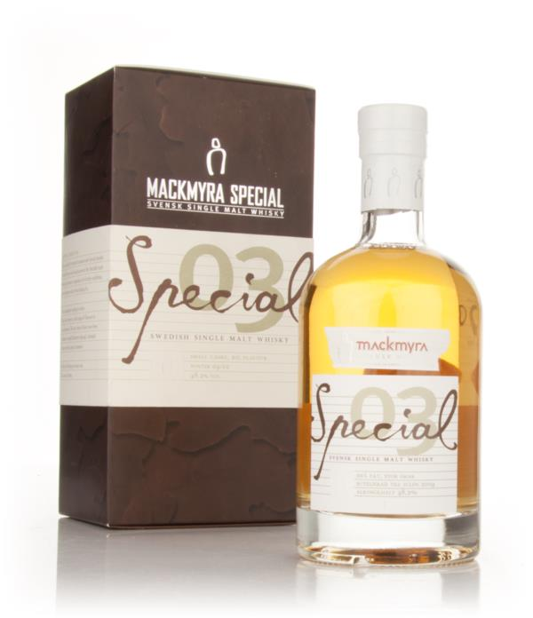 Mackmyra Special 03 Small Casks Single Malt Whisky