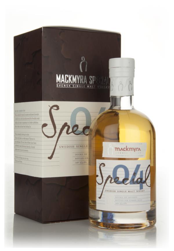 Mackmyra Special 4 Double Dip Single Malt Whisky