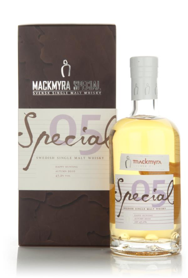 Mackmyra Special 5 Happy Hunting Unknown Whisky