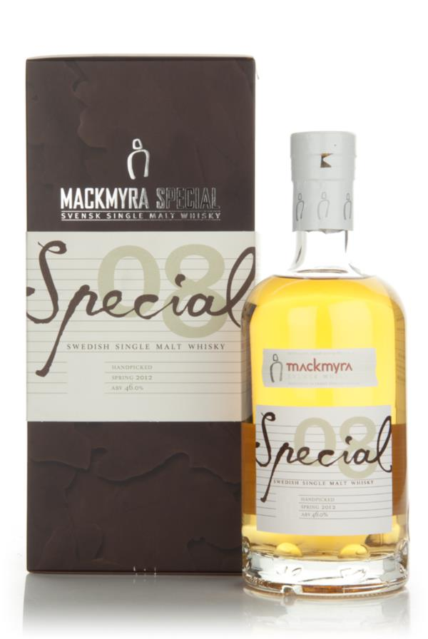 Mackmyra Special 8 Sauternes Cask Single Malt Whisky