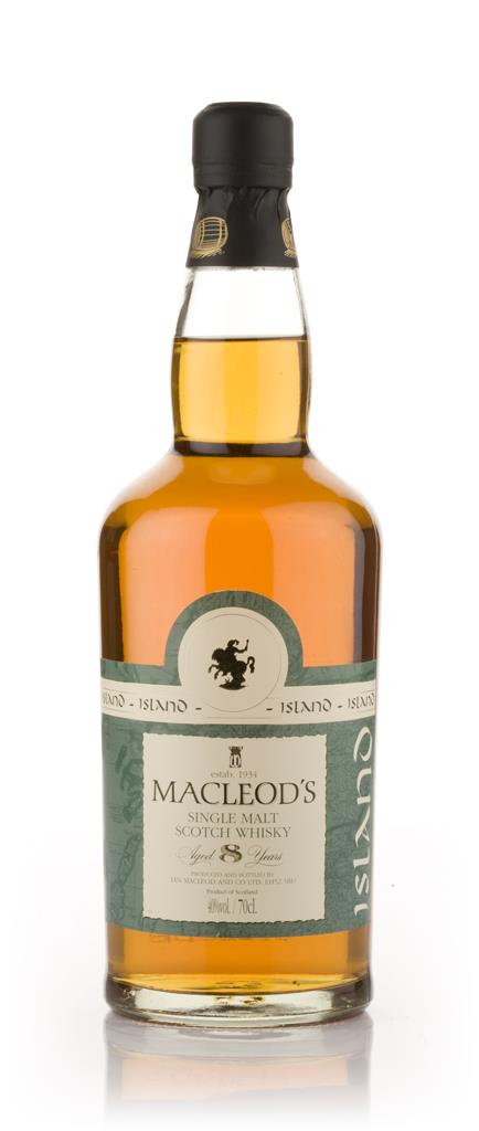Macleods 8 Year Old Island (Ian Macleod) Single Malt Whisky