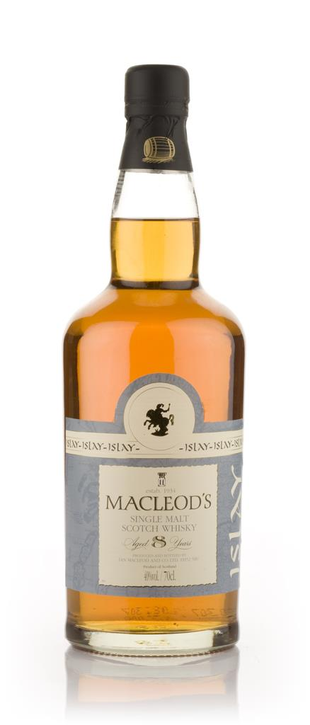 Macleods 8 Year Old Islay (Ian Macleod) Single Malt Whisky