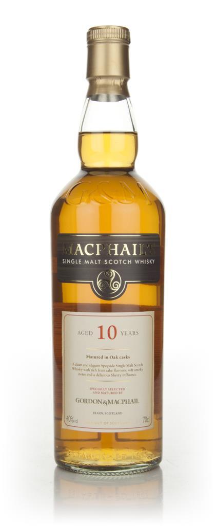 MacPhails 10 Year Old Single Malt Whisky