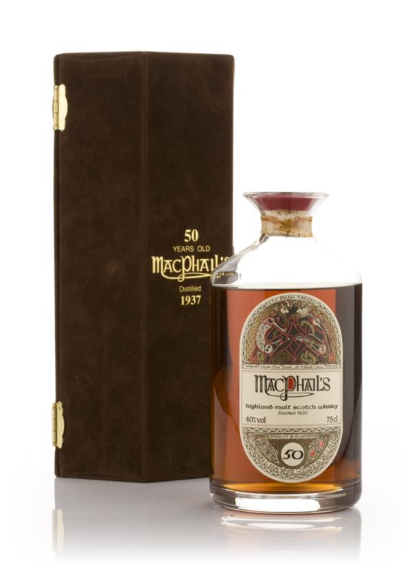 MacPhails 50 Year Old 1937 Single Malt Whisky