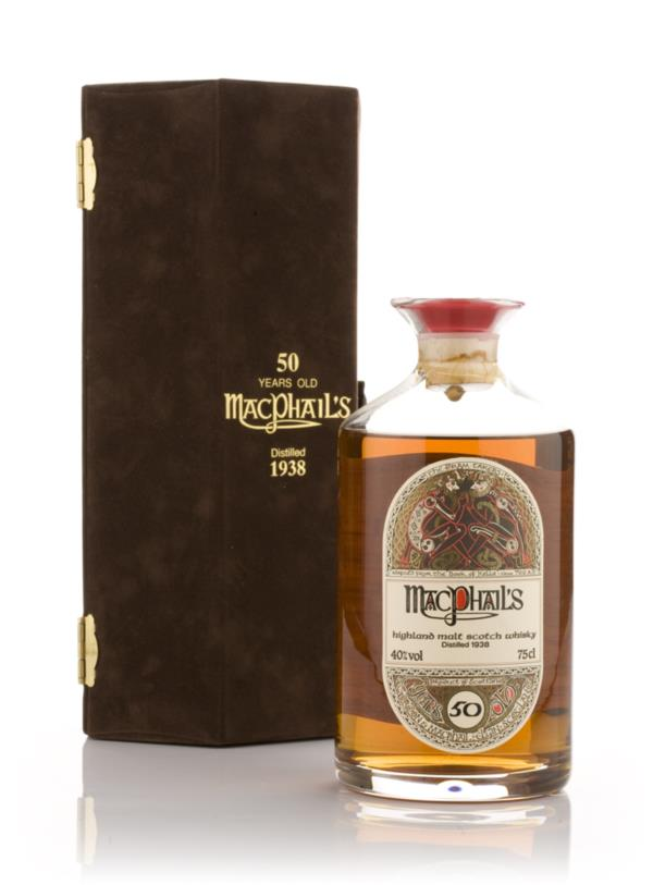 MacPhails 50 Year Old 1938 Single Malt Whisky