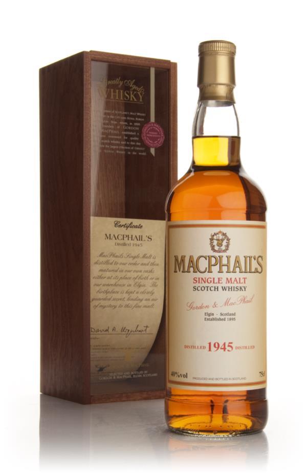 MacPhails 1945 Single Malt Whisky