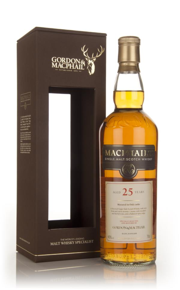 MacPhails 25 Year Old Single Malt Whisky