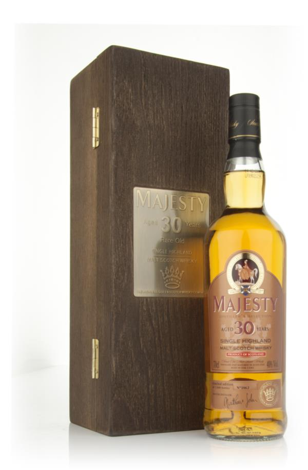 Majesty 30 Year Old (Duncan Taylor) Single Malt Whisky