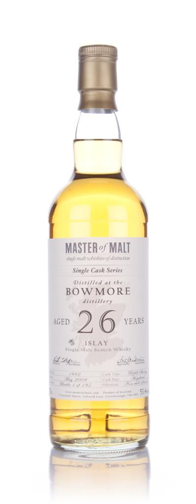 Bowmore 26 Year Old - Single Cask (Master of Malt) Single Malt Whisky