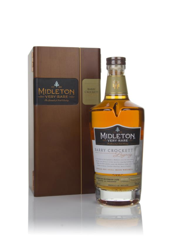 Midleton Barry Crockett Legacy Single Pot Still Whiskey