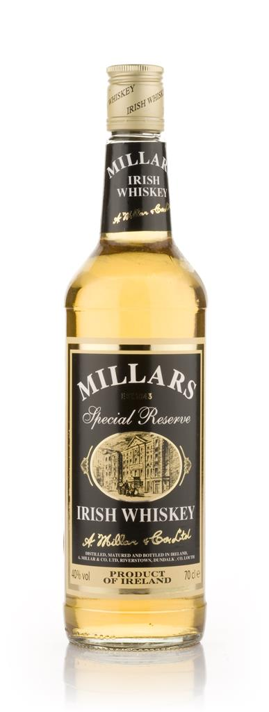 Millars Special Reserve Single Malt Whiskey