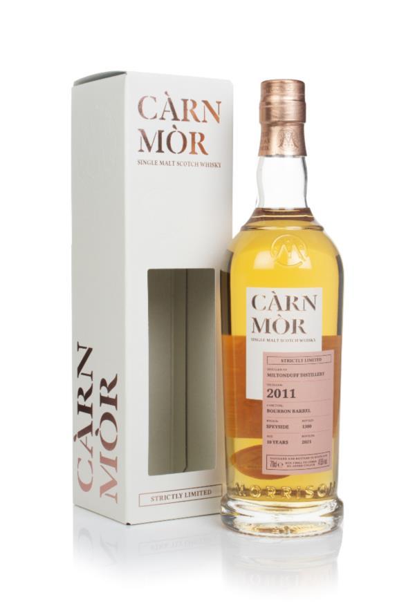 Miltonduff 10 Year Old 2011 - Strictly Limited (Carn Mor) Single Malt Whisky