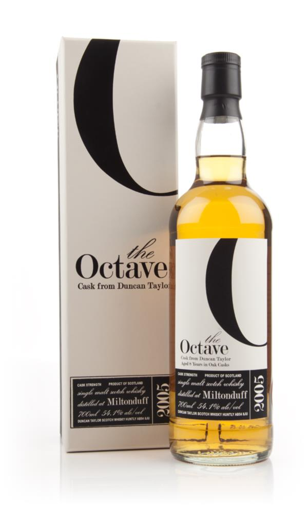 Miltonduff 8 Year Old 2005 (cask 835165) - The Octave (Duncan Taylor) Single Malt Whisky