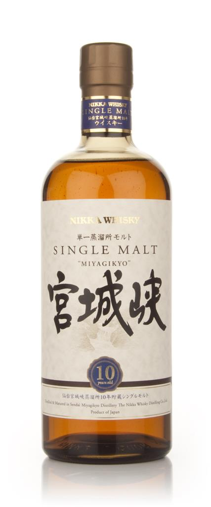 Miyagikyou 10 Year Old Single Malt Whisky