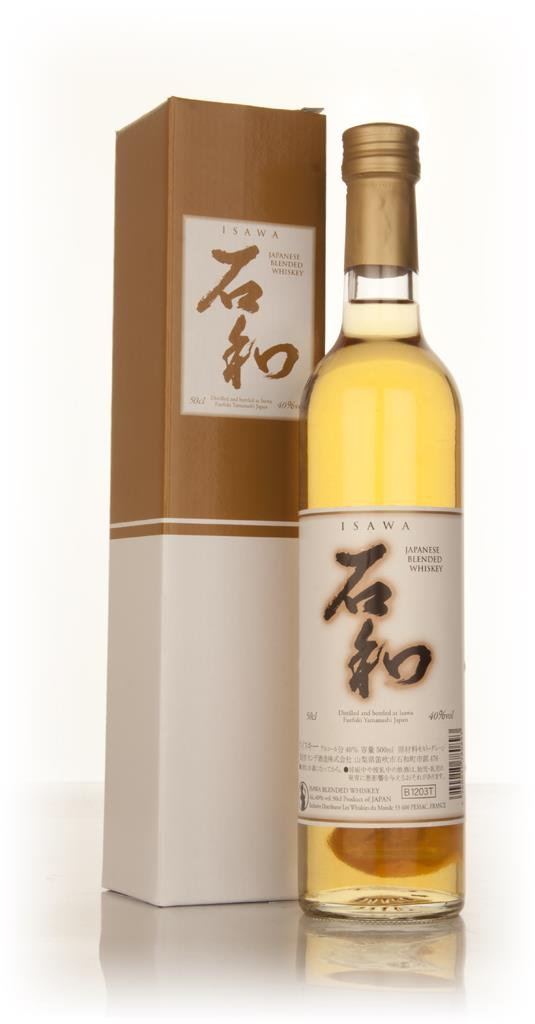 Isawa Japanese Blended Blended Whisky