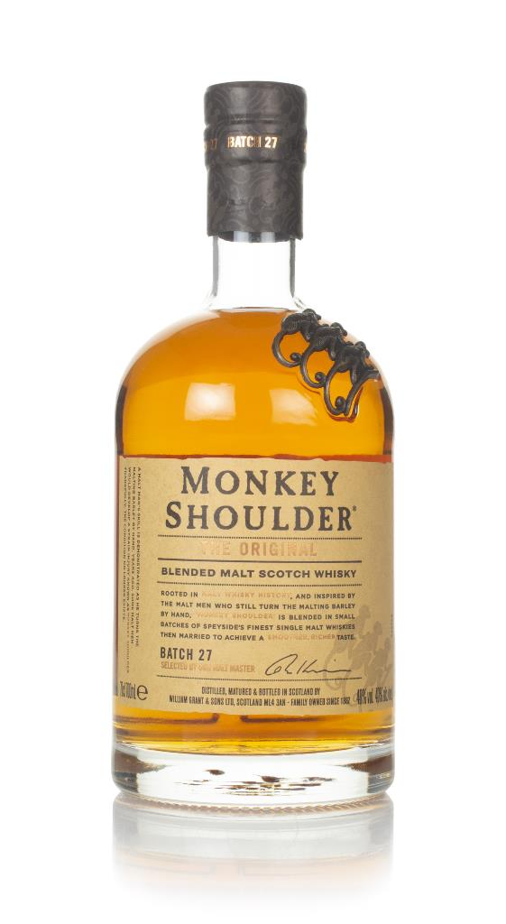 Monkey Shoulder Blended Scotch Blended Malt Whisky