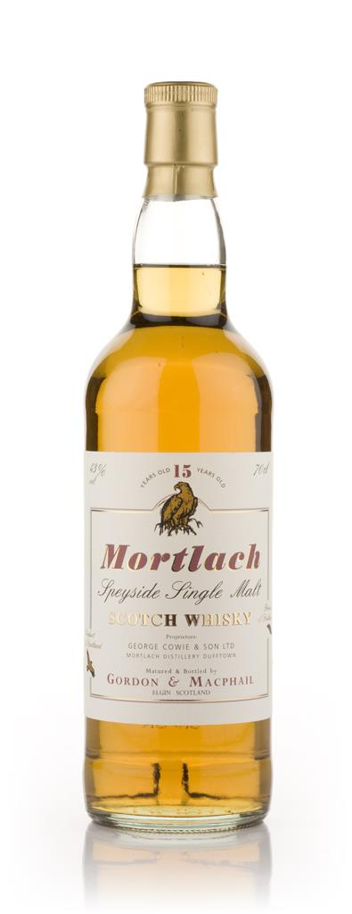 Mortlach 15 Year Old (Gordon and MacPhail) Single Malt Whisky