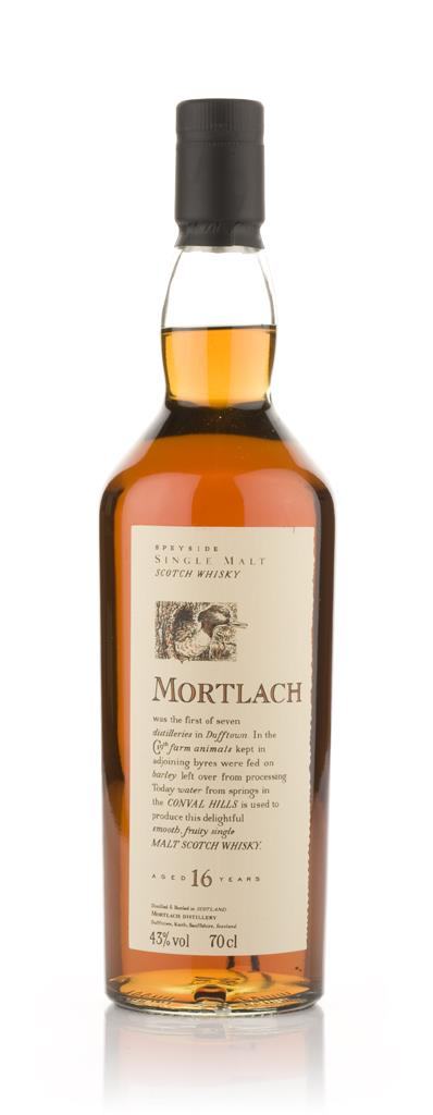 Mortlach 16 Year Old - Flora and Fauna Single Malt Whisky