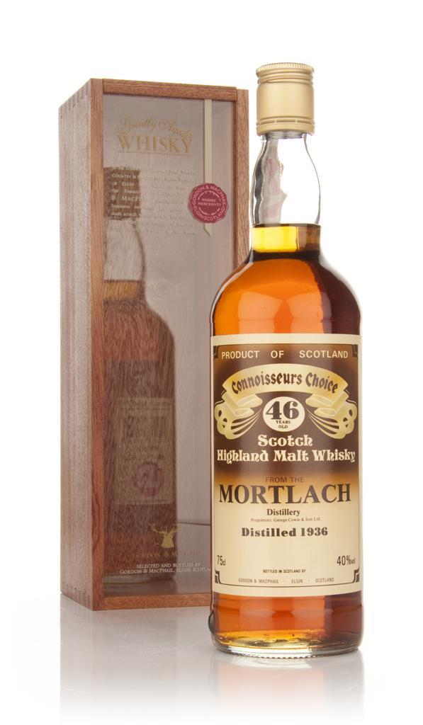 Mortlach 46 Year Old 1936 - Connoisseurs Choice (Gordon and MacPhail) Single Malt Whisky