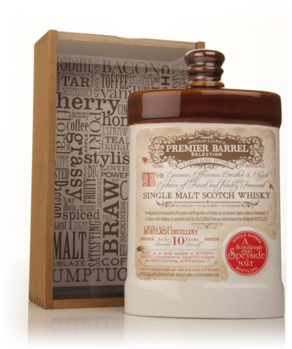 Mortlach 10 Year Old - Premier Barrel (Douglas Laing) Single Malt Whisky