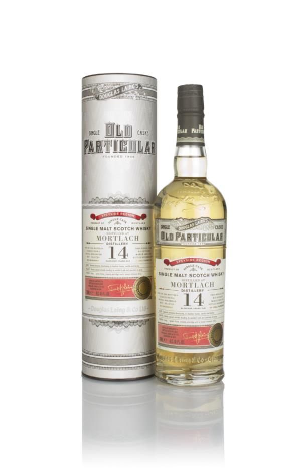Mortlach 14 Year Old 2005 (cask 13729) - Old Particular (Douglas Laing Single Malt Whisky