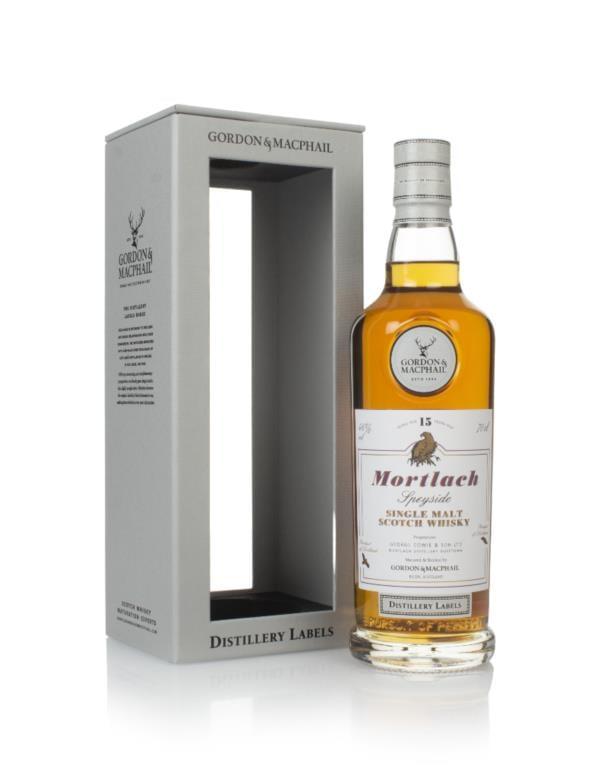 Mortlach 15 Year Old - Distillery Labels (Gordon & MacPhail) Single Malt Whisky