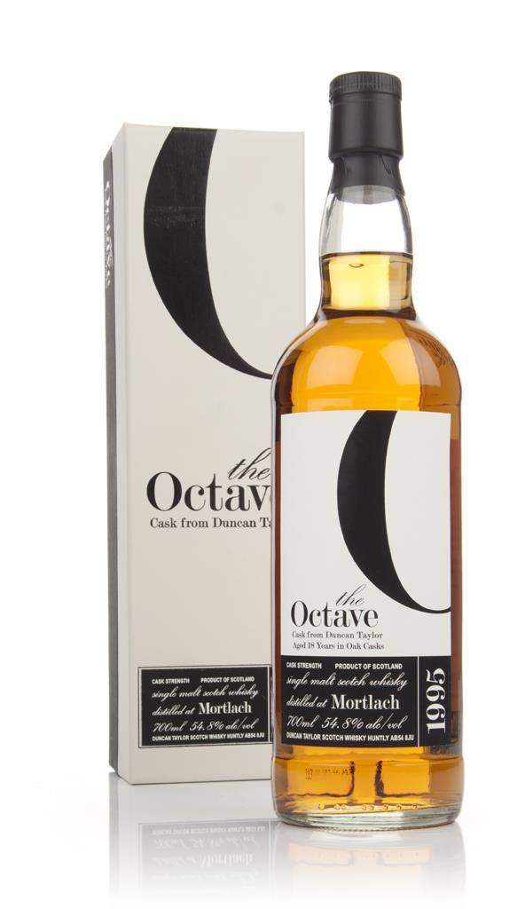 Mortlach 18 Year Old 1995 (cask 797051) The Octave (Duncan Taylor) Single Malt Whisky