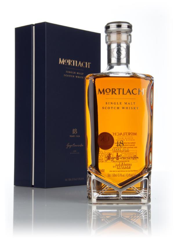 Mortlach 18 Year Old 3cl Sample Single Malt Whisky