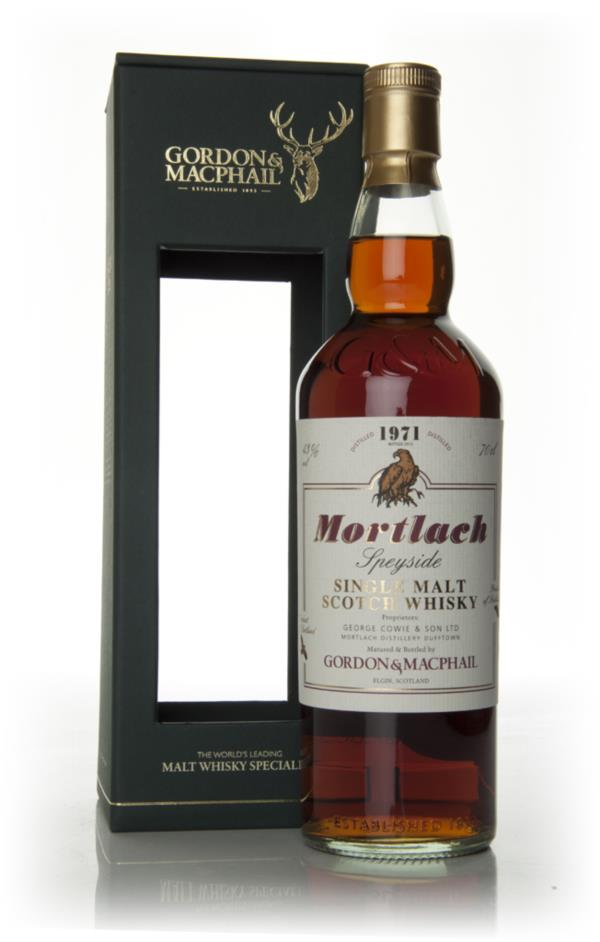 Mortlach 1971 (Gordon & MacPhail) Single Malt Whisky