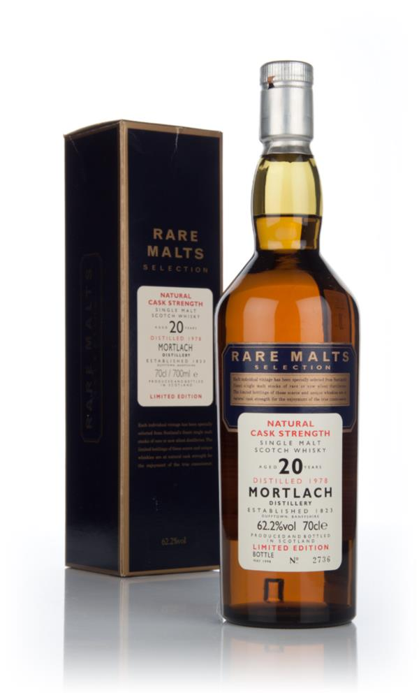 Mortlach 20 Year Old 1978 - Rare Malts Single Malt Whisky
