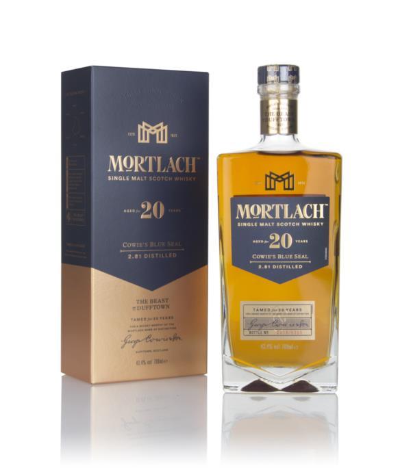 Mortlach 20 Year Old 3cl Sample Single Malt Whisky