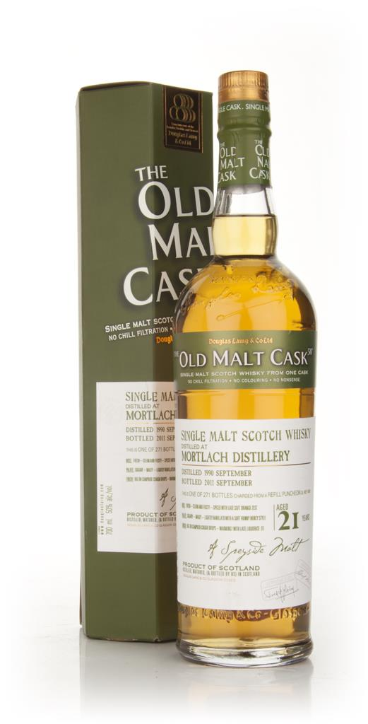 Mortlach 21 Year Old 1990 - Old Malt Cask (Douglas Laing) Single Malt Whisky