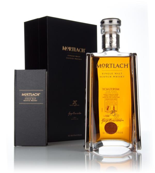 Mortlach 25 Year Old 3cl Sample Single Malt Whisky