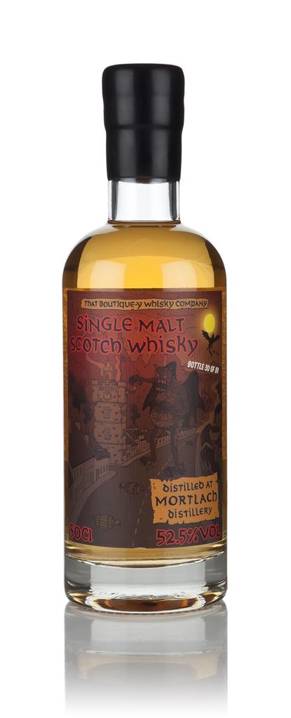Mortlach - Batch 1 (That Boutique-y Whisky Company) 3cl Sample Single Malt Whisky